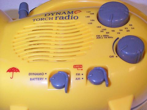 Solar Radios Wind Up And Clockwork Radios