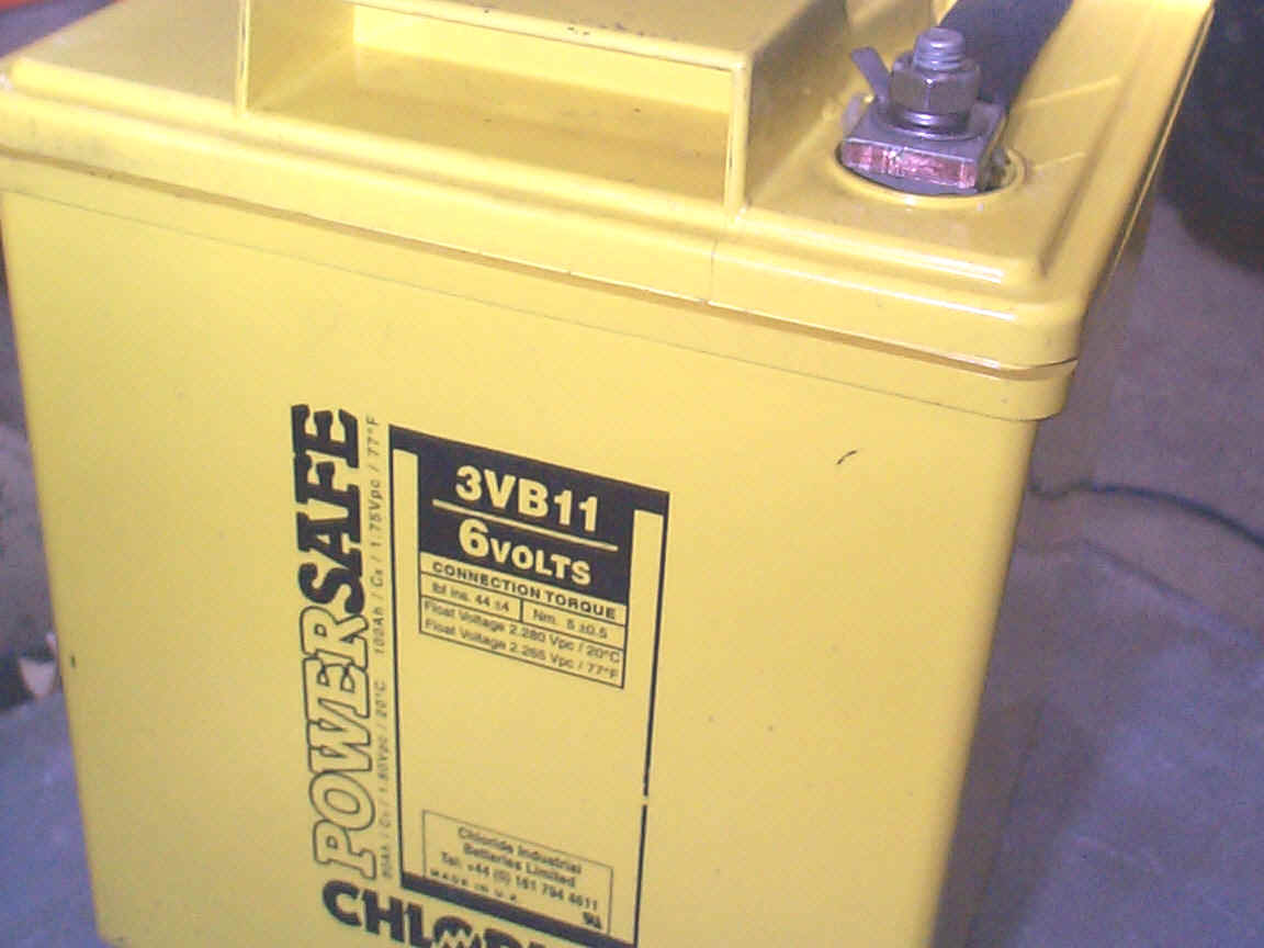 Gaston Sealed Lead Acid Batteries