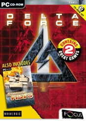 Delta Force® 1 & Armored Fist 3