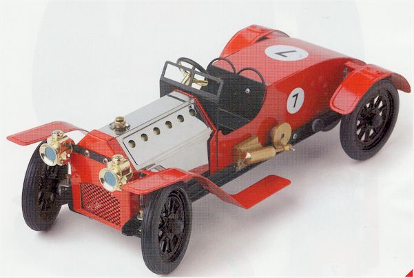 Complete Range Of Mamod Model Steam Engines Both In Kit Form And